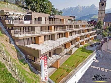 Zentrum Bischofshofen - 3-Zimmerwohnung mit großzügiger Terrasse