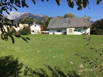 Sanierungsbedürftiges Haus in wunderschöner sonniger Lage in Admont