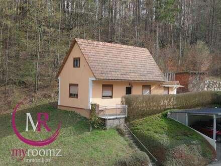 Einfamilienhaus mit Nebengebäude zur Miete in Bad Gleichenberg/ Umgebung