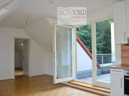 Familienwohnung mit 4 Zimmer, gefördert, zentrale Lage zu Schulen, ruhiger Balkon, möblierte Küche!