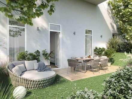 JOSEFIN! Top sanierter Stilaltbauwohnung mit Garten! (Top 2B: ca. 57,59m² + 68m€ Garten: € 400.000,-)