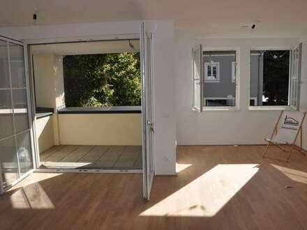 Loggia! bereits fertig gestellt! Provisionsfrei - Luxus Neubau nähe Korneuburg!