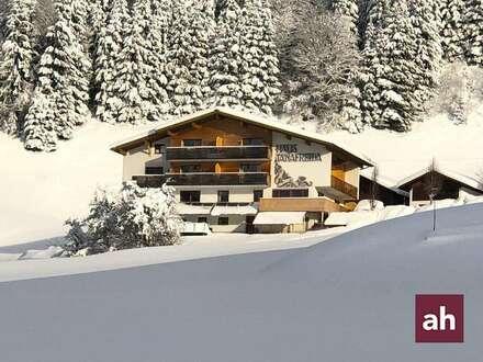 Apartmenthaus in Top Sonnenlage - Montafon