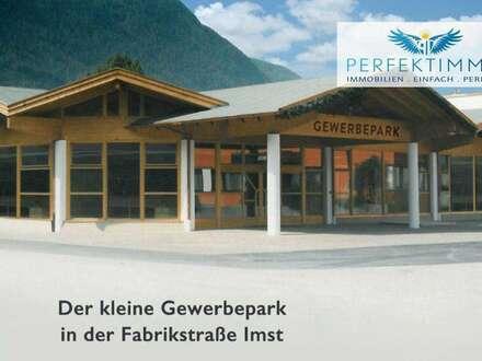 Top Lage! Top Zustand! Betriebsmöglichkeit auf 263 m2 im Gewerbepark Imst!