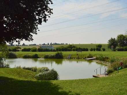 Provisionsfrei! Kurz vor Fertigstellung! Schlüsselfertige Reihenhausanlage mit Gärten in Grünruhelage!