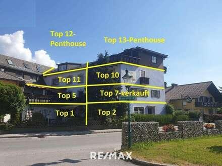 Eine ganz tolle, neue Wohnung - klein, gut aufgeteilt, schöne Aussicht!
