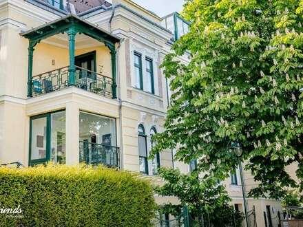 TOP PREIS: Repräsentative Stilvilla für Büro, Ordination und Wohnen in Bestlage Mödling