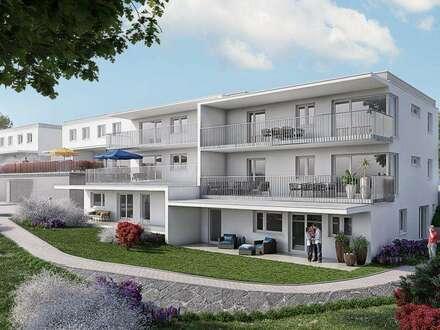 Sonnenlage Oberbairing - 6 Wohnungen und 2 Doppelhäuser