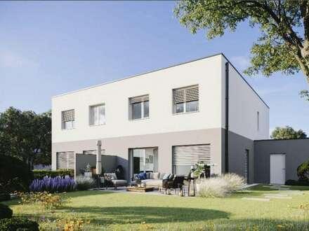 NEUBAU - Doppelhaus in Haag