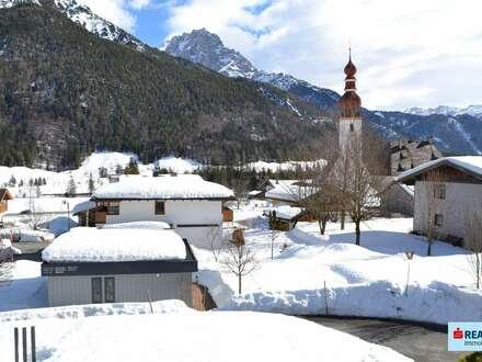 Neuwertiges Wohnhaus im Bezirk Kitzbühel auf großem Grundstück mit ausreichend Platz für ein weiteres kleines Einfamilienhaus !