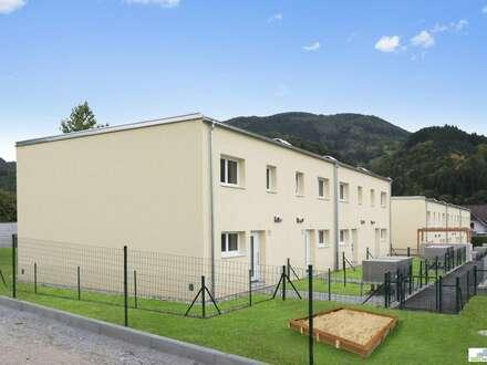 Eigentumswohung mit Hauscharakter in Passivbauweise mit Garten in Waidhofen a.d.Ybbs Top B2 - Ferdinand-Andri-Straße/ Zell