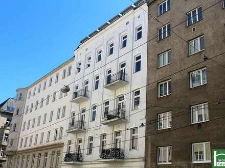 !Helle Dachgeschosswohnung mit ca. 11,43m2 Terrasse - WEIHNACHTSAKTION: -3% - Stilvoller DG-Traum mit Lift - Traumhafte Raumaufteilung…