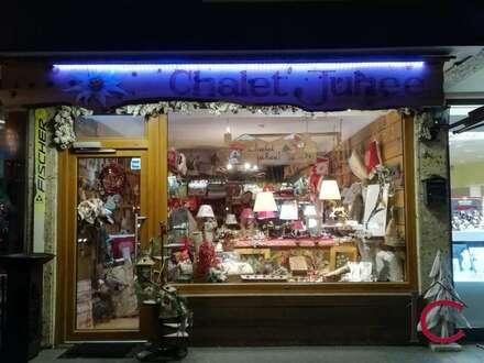 Reizender Verkaufsladen im Zentrum Bad Kleinkirchheims direkt neben der Therme St. Kathrein