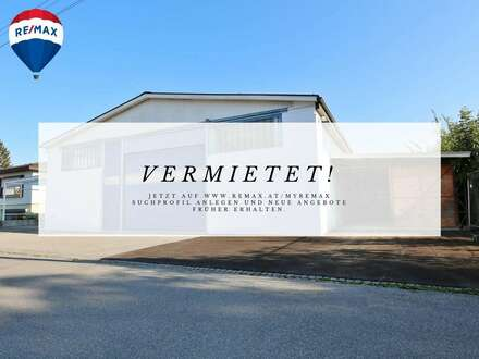 Ihr neuer Standort - Gewerbehalle in Dornbirn zu vermieten