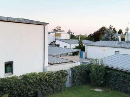ATRIUMHAUS : Wohnen am Golfplatz in Süssenbrunn: Einfamilienhaus mit 4 Zimmern, Terrasse und Garten