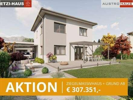 AKTION: Ziegelhaus + Grund in Wels ab € 338.000,-