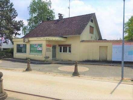 Bürogebäude mit Betriebswohnung im Gewerbegebiet von Tillmitsch