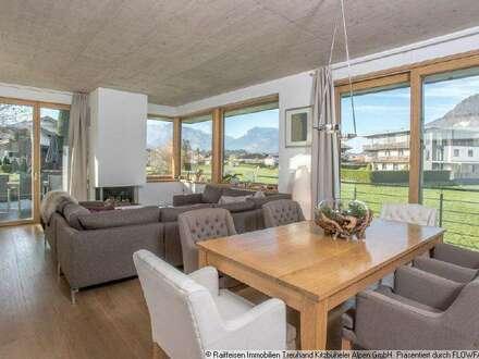 Einfamilienwohnhaus in sonniger Bestlage inkl. Freizeitwohnsitzwidmung in Kössen
