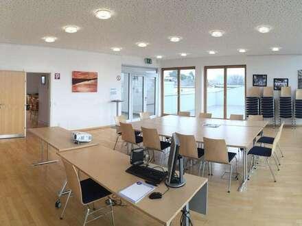 Sonniges Großraumbüro mit Dachterrasse - Oberndorf Zentrum