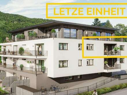 LETZTE EINHEIT: Sonnige 3-Zimmer Wohnung mit Wohlfühlfaktor