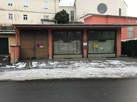 Geschäftshaus in Knittelfeld