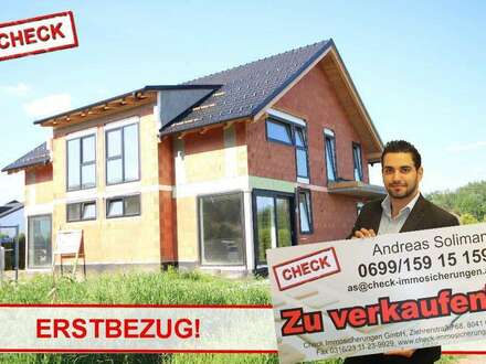 Baubeginn erfolgt! Belagsfertige Doppelhaushälfte Nähe Zentrum Kalsdorf!