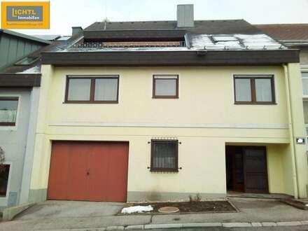 Gemütliches Wohnhaus mit Blick auf Braunsberg & Schloßberg