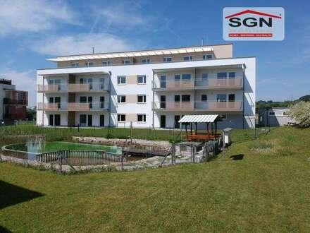 Provisionsfreier Erstbezug:3-Zimmer Genossenschaftswohnung (Miete-Kaufoption) mit Schwimmteich/Balkon in Petzenkirchen zu vermieten!