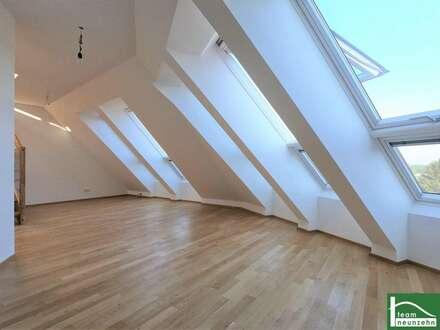 Traumhafter Ausblick auf zwei TERRASSEN - Dachgeschoss-Maisonette! Helle 3 Zimmer mit toller Aufteilung! - Bahnhof Korneuburg