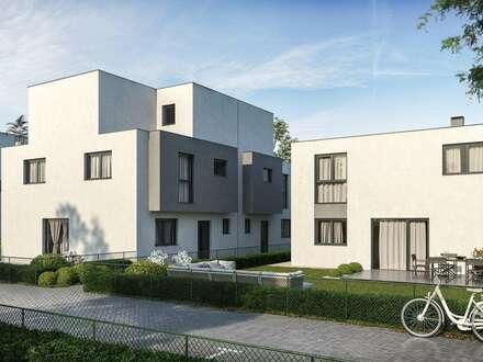 Absolute RUHELAGE- Doppelhaushälfte mit Terrasse, Garten, Keller! Nähe U2! OHNE Provision!