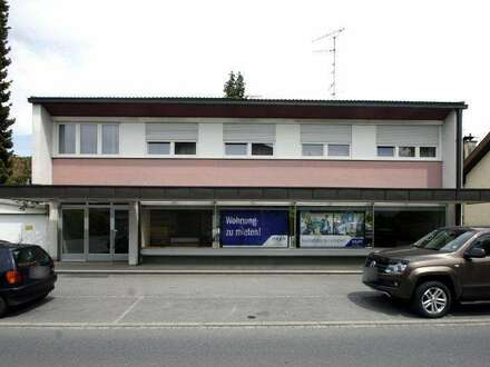 Gewerbeobjekt in perfekter Werbelage in Lustenau!