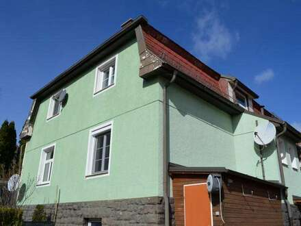Traumhafter Ausblick. Herrliche Lage. Einfamilienhaus in Grünbach am Schneeberg!