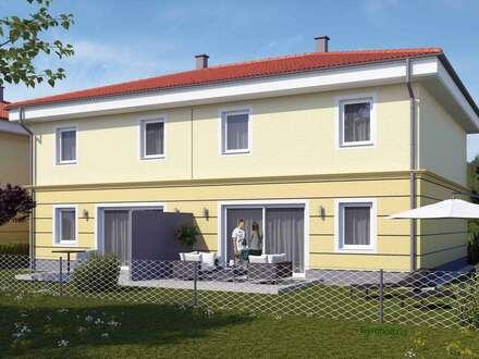 Provisionsfrei: Doppelhaushälfte mit schönem Garten (Haus 2)