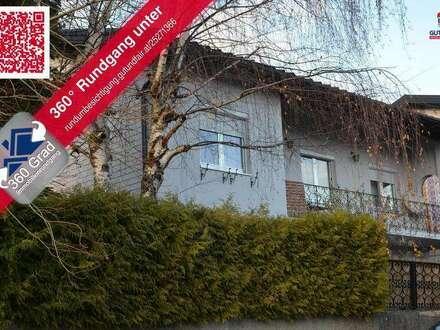 Einfamilienhaus in Grünbach