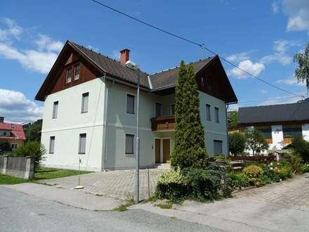 Wohnhaus in zentraler Lage in Mauthen