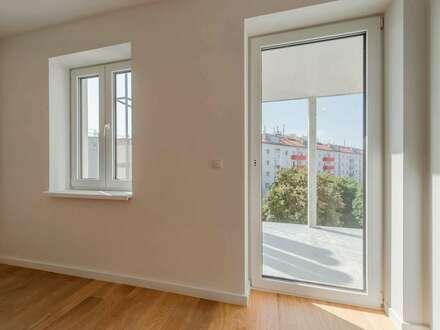 ++NEU++ Hochwertiger 2-Zimmer NEUBAU-ERSTBEZUG mit hofseitigem Balkon! auch sehr gut für ANLEGER!