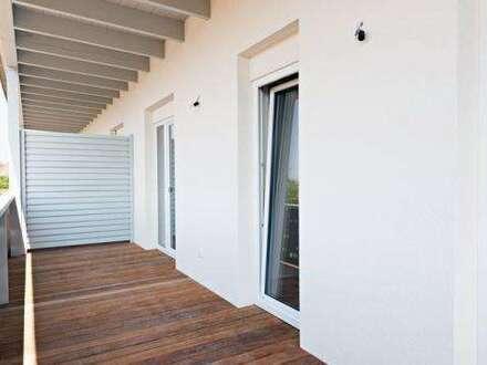 !Wohnen in Ilz! Moderne Eigentumswohnung (70m²) mit Balkon!