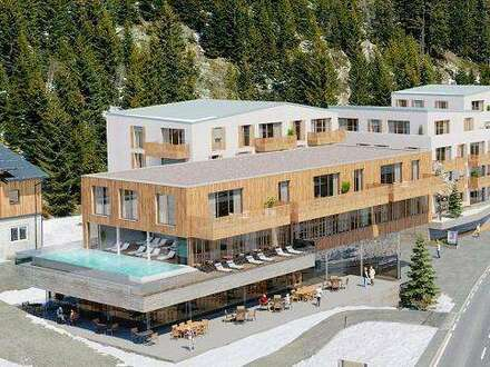 3 Zimmer-Apartment in Galtür / Ischgl