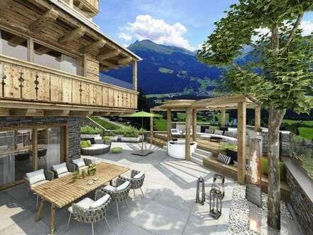Zweitwohnsitz in Mittersill! Exkl. 3-Zimmer-Wohnung in den Kitzbüheler Alpen