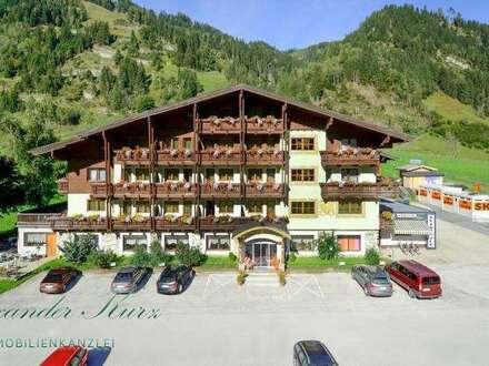 """Drei-Sterne-Hotel im Pinzgau im Nationalpark """"Hohe Tauern"""""""