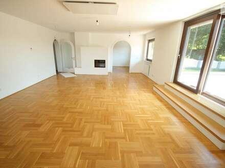 Traumhafte neu sanierte 135m² 3 Zi Wohnung am Stadtrand von Klagenfurt mit Garage und Dachboden!