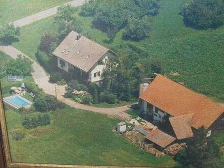 Zweifamilien-Generationen Landhaus 12000m² Scheibengrund  in sonniger Lage