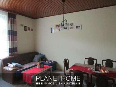 2 Zimmer-Wohnung mit Kleingarten