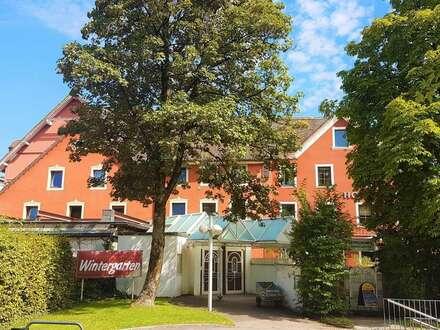 Stadthotel mit Erweiterungsmöglichkeiten