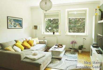Schöne Familienwohnung - ruhige Lage - Garagenplatz