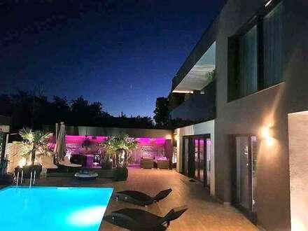 ++MEHR ALS NUR WOHNEN++Moderne Villa ++mit Schwimming Pool++in Leopoldsdorf ++