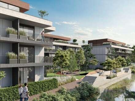 BEL AIR Premium Garden Suites - Smarte 2-Zimmer Wohnung mit Loggia - 4.260,-/m²