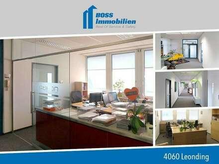 TOP - Standort am Harter Plateau in Leonding - 461 m² Bürofläche - erweiterbar bis 674 m²