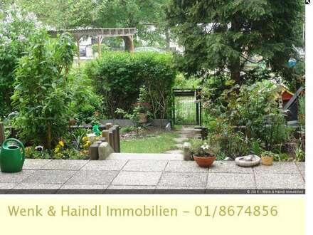 100m² große Gartenwohnung in Biedermannsdorf mit Tiefgaragenplatz!