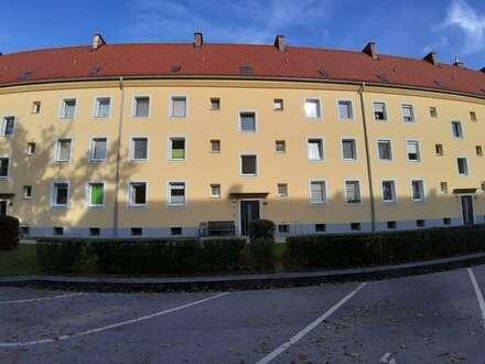 Wohnen wo Man(n) / Frau arbeitet, im nachgefragten Stadtteil Steyr Münichholz, sanierte 2 Raum Wohnung!